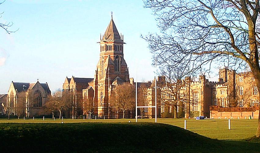 Rugby School.