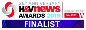 H&V News Awards Finalist logo
