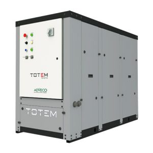 TOTEM T10 micro-CHP (Combined Heat and Power)