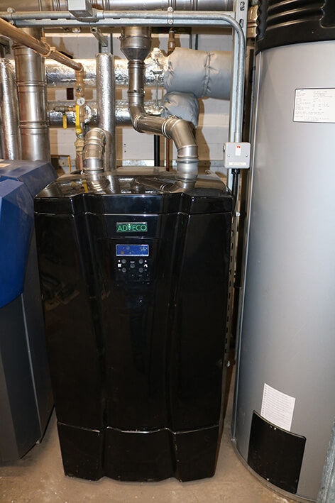 First Response MD Boiler