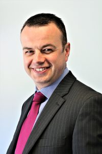 Adveco's Application Engineer Simon Bennet.