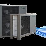 Commercial Air Source Heat Pumps (ASHP).