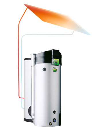 A.O. Smith Solar Thermal SGS system