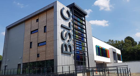 Bromsgrove Leisure Centre.