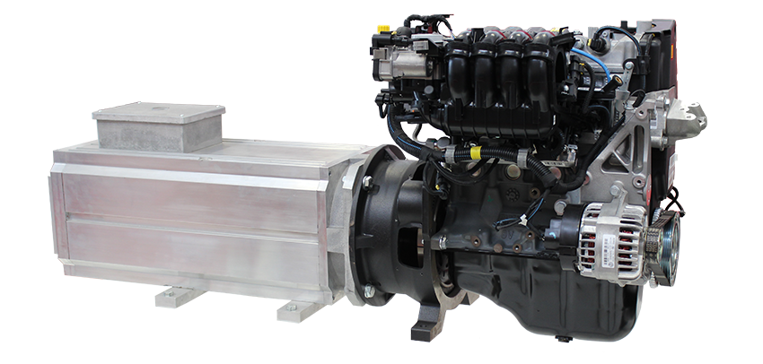 TOTEM engine for Combined Heat and Power (CHP).