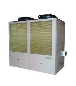 Adveco L70 Air Source Heat Pump (ASHP).