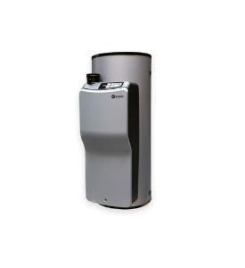 Commercial water heating.
