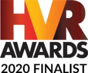 HVR Awards 2020 finalist.