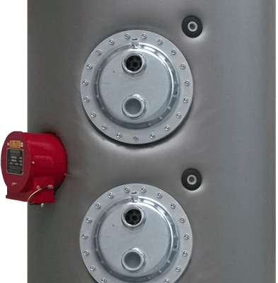 Stainless Steel Hot Water Tanks
