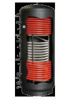 Thermal storage tanks (Hot water storage tanks).