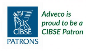 Adveco is proud to be a CIBSE patron.