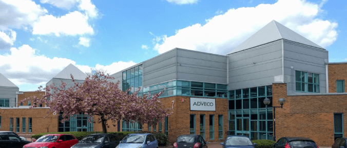 Adveco UK head office.