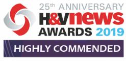 H&V News Awards, Highly Recommended.