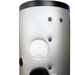 Stainless steel hot water tanks (Calorifiers)