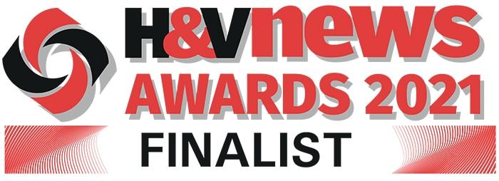 H&V News Awards 2021 - Finalist