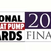 Commercial ASHP finalist in heat pump awards 2021.