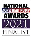 ACR & Heat Pump National Awards 2021 - Finalist